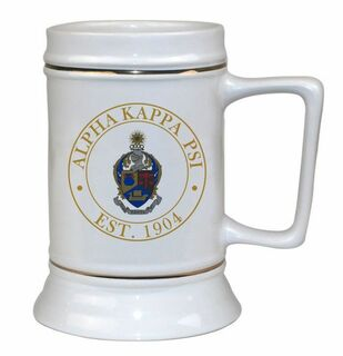 Alpha Kappa Psi Mugs, Cups & Glasses