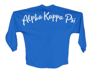 Alpha Kappa Psi Script Jersey