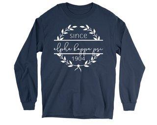 Alpha Kappa Psi Since 1904 Long Sleeve
