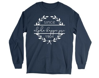 Alpha Kappa Psi Since 1904 Long Sleeve