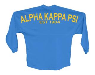 Alpha Kappa Psi Since Jersey