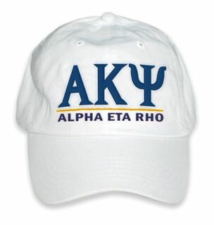 Alpha Kappa Psi World Famous Line Hat