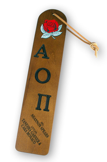 Alpha Omicron Pi - Commemorative Plaque