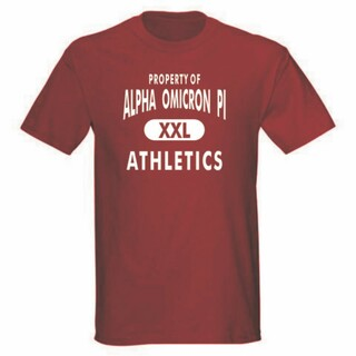 Alpha Omicron Pi Athletics T-Shirts