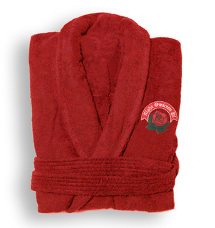 Alpha Omicron Pi Bathrobe