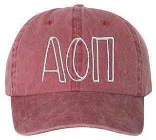 Alpha Omicron Pi Carson Greek Letter Hats