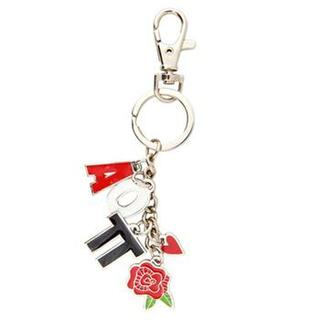 Alpha Omicron Pi Charm Key Chains