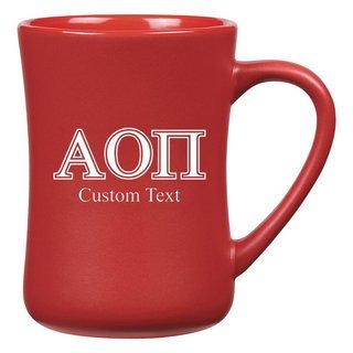 Alpha Omicron Pi Coffee House Mug