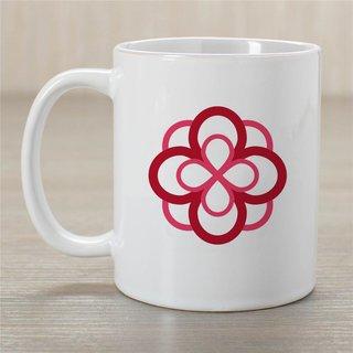Alpha Omicron Pi Crest Coffee Mug