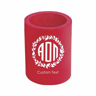 Alpha Omicron Pi Custom Kan Cooler