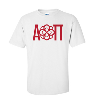 Alpha Omicron Pi Logo Short Sleeve Tee
