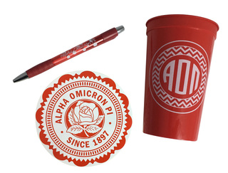 Alpha Omicron Pi Sorority For Starters Collection $8.95