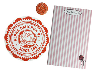 Alpha Omicron Pi Sorority Musts Collection $9.95