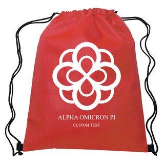 Alpha Omicron Pi Sports Pack Bag