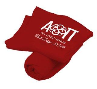 Alpha Omicron Pi Mascot Sweatshirt Blankets
