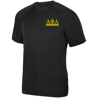 Alpha Phi Alpha- $15 World Famous Dry Fit Wicking Tee