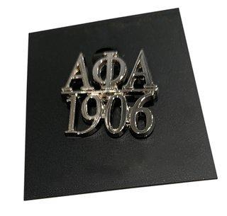 Alpha Phi Alpha 1906 Pin
