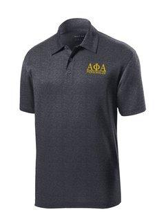 Alpha Phi Alpha- $25 World Famous Greek Contender Polo