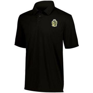 DISCOUNT-Alpha Phi Alpha- World Famous Greek Crest - Shield Vital Polo