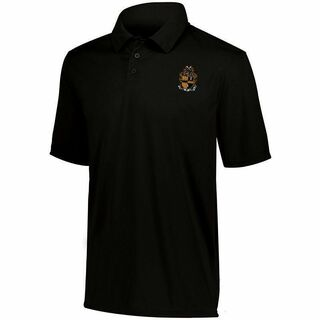 DISCOUNT-Alpha Phi Alpha- World Famous Greek Crest - Shield Vital Polo