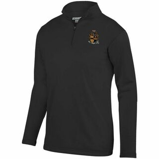 DISCOUNT-Alpha Phi Alpha-  World famous-Crest - Shield Wicking Fleece Pullover