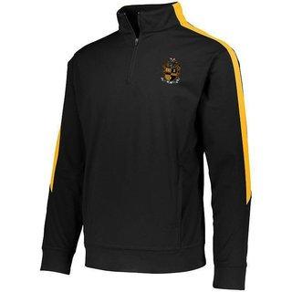 DISCOUNT-Alpha Phi Alpha-  World Famous Greek Crest - Shield Medalist Pullover