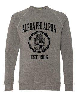 Alpha Phi Alpha Alternative - Eco-Fleece� Champ Crewneck Sweatshirt