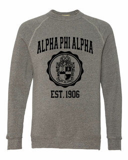 Alpha Phi Alpha Alternative - Eco-Fleece� Champ Crewneck Sweatshirt