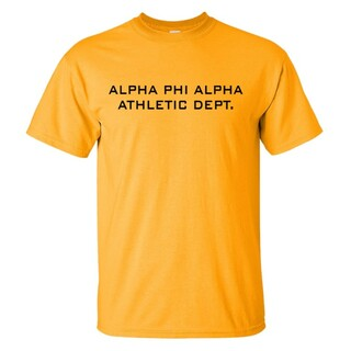 Alpha Phi Alpha Athletic Dept. Tee
