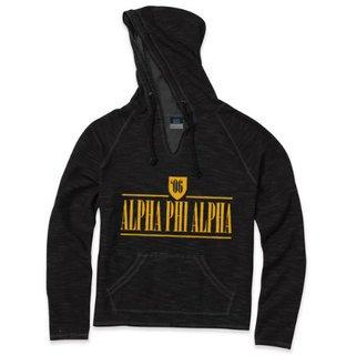 Alpha Phi Alpha Bonfire Baja Hood