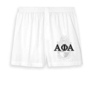 Alpha Phi Alpha Boxer Shorts