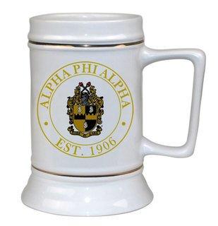 Alpha Phi Alpha Ceramic Stein