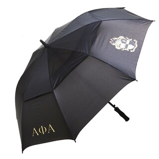 Alpha Phi Alpha Classic Air Vent Umbrella