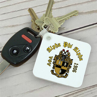 Alpha Phi Alpha Color Keychains
