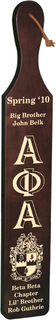 Alpha Phi Alpha Deluxe Paddle