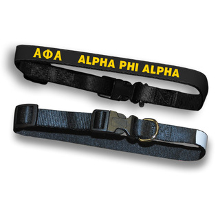 Alpha Phi Alpha Dog Collar