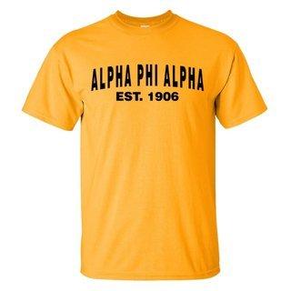 Alpha Phi Alpha Est. Tee