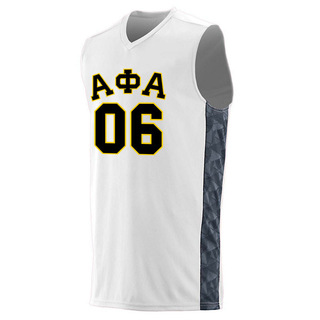 Alpha Phi Alpha Fast Break Game Basketball Jersey