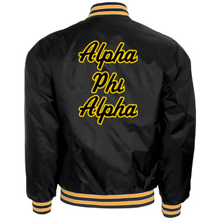 Alpha Phi Alpha Heritage Letterman Jacket
