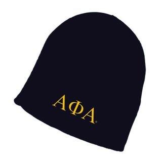 Alpha Phi Alpha Fraternity Knit Hat