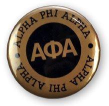 Alpha Phi Alpha Fraternity Button
