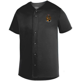 DISCOUNT-Alpha Phi Alpha Fraternity Crest - Shield Sultan Baseball Jersey