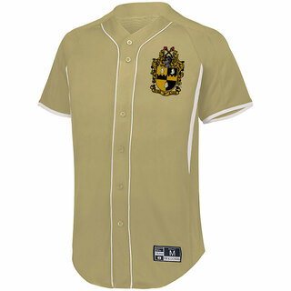 Alpha Phi Alpha Game 7 Full-Button Baseball Jersey