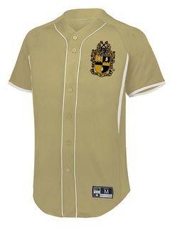 Alpha Phi Alpha Game 7 Full-Button Baseball Jersey