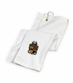 DISCOUNT-Alpha Phi Alpha Golf Towel