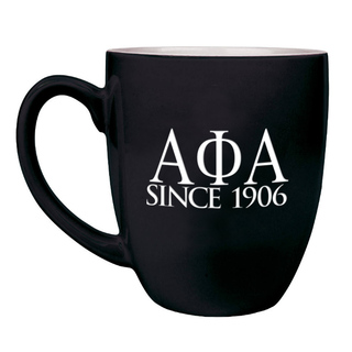 Alpha Phi Alpha Greek Bistro Mug