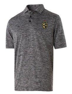 Alpha Phi Alpha Greek Crest Emblem Electrify Polo