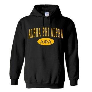 Alpha Phi Alpha Group Hooded Sweatshirts