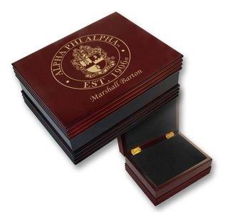 Alpha Phi Alpha Keepsake Box