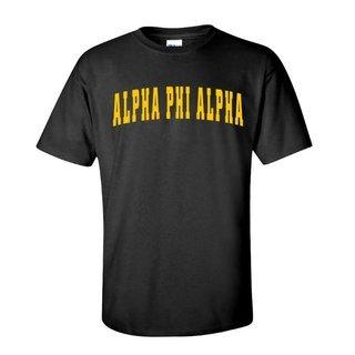 Alpha Phi Alpha Letterman Tee